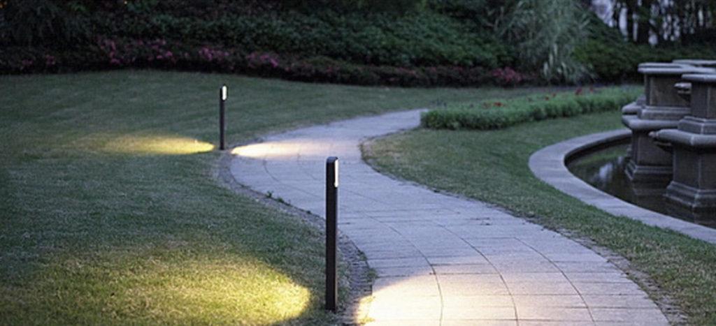 โคมไฟ Bollard led outdoor light