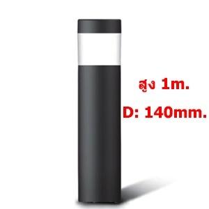 โคมไฟเสาสนาม bollard light-DEEGAN-ขั้วe27