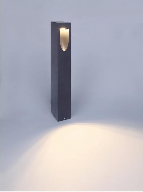 โคมไฟเสาสนาม outdoor bollard light LED