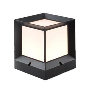 ไฟหัวเสา-Bollard-light-DEVIN-M-E27 ใช้ภายนอก