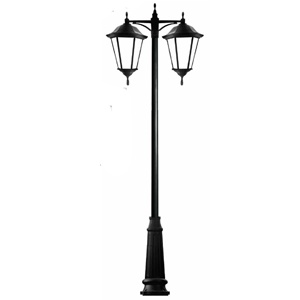 LIGHT POLE NA1001-2 E27