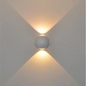 โคมไฟติดผนังภายนอก LED MABEL-R2