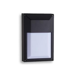 โคมไฟติดผนัง Outdoor สีดำ RITA E27