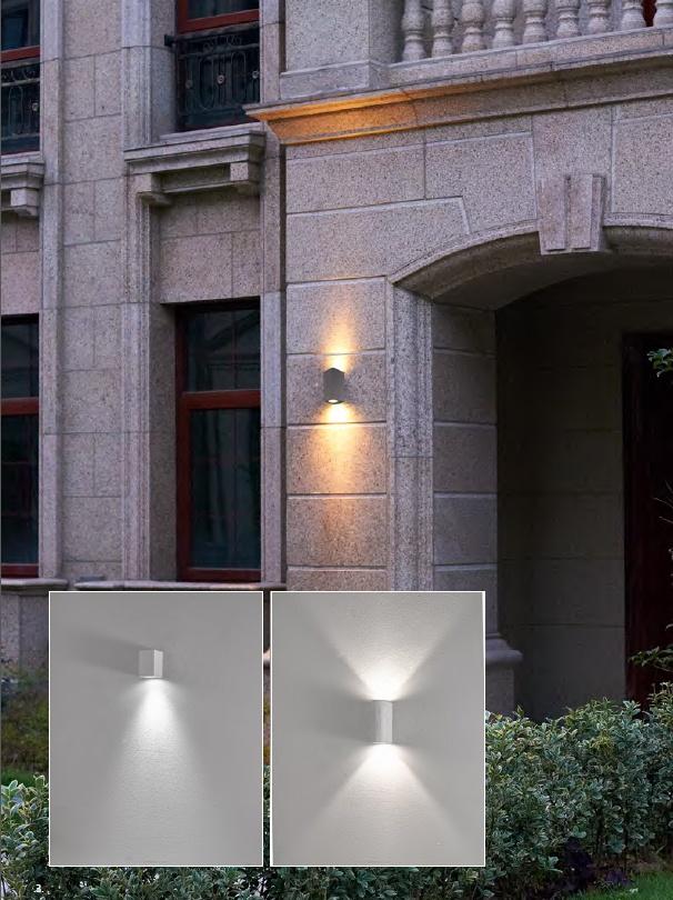 ไฟติดผนังภายนอก LED outdoor wall lamp